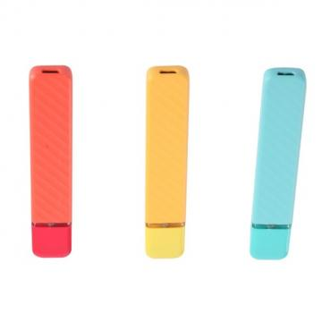 Factory Customized E Liquid Smoke Vape Pen Disposable Electronic Cigarette